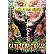 The Toxic Avenger IV: Citizen Toxie (UK-import) (DVD)