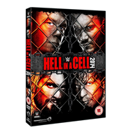 WWE: Hell In A Cell 2014 (UK-import) (DVD)