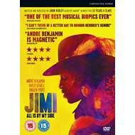 Jimi: All Is By My Side (UK-import) (DVD)