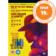 Produktbilde for Jimi: All Is By My Side (UK-import) (DVD)
