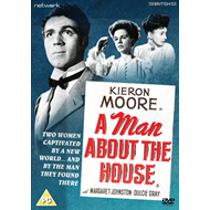 A Man About The House (UK-import) (DVD)