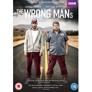 The Wrong Mans - Sesong 2 (UK-import) (DVD)