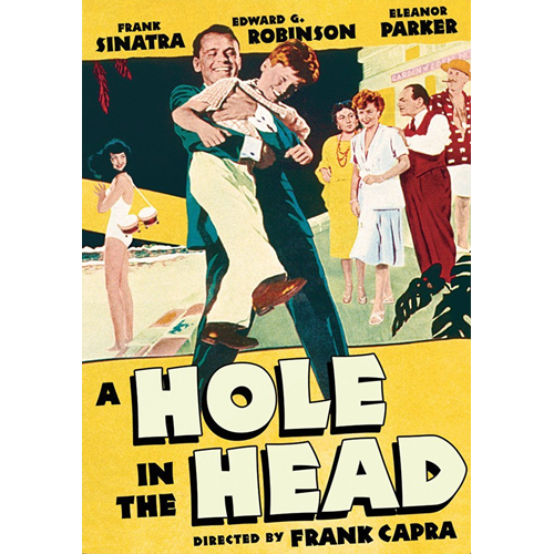 A Hole In The Head (DVD - SONE 1)