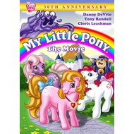My Little Pony: The Movie - 30th Anniversary Edition (DVD - SONE 1)