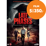 Produktbilde for Late Phases (DVD)