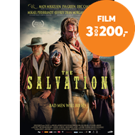 Produktbilde for The Salvation (DVD)