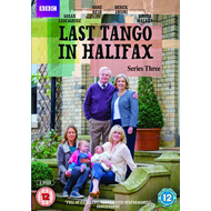 Last Tango In Halifax - Sesong 3 (UK-import) (DVD)