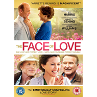 The Face Of Love (UK-import) (DVD)