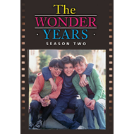 The Wonder Years - Sesong 2 (DVD - SONE 1)