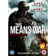 This Means War (UK-import) (DVD)