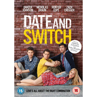 Date & Switch (UK-import) (DVD)