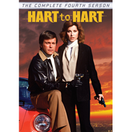 Hart To Hart - Sesong 4 (DVD - SONE 1)
