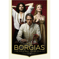 The Borgias - Den Komplette Serien (DVD)