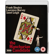 The Manchurian Candidate (UK-import) (Blu-ray + DVD)