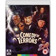 The Comedy Of Terrors (UK-import) (Blu-ray + DVD)