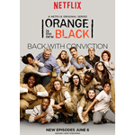 Orange Is The New Black - Sesong 2 (DVD)