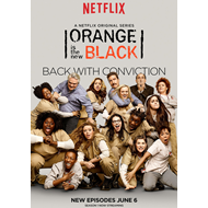 Orange Is The New Black - Sesong 2 (DK-import) (DVD)