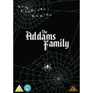 The Addams Family - The Complete Series (UK-import) (DVD)