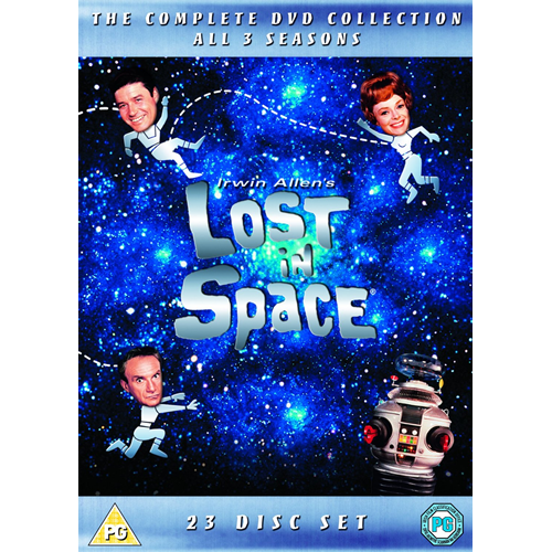 Lost In Space - The Complete Collection (UK-import) (DVD)
