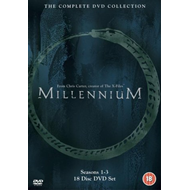 Millennium - The Complete Collection (UK-import) (DVD)