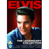 Elvis - The Legendary Collection (UK-import) (DVD)