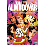 Pedro Almodóvar: The Ultimate Collection (UK-import) (DVD)