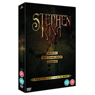 Stephen King Collector's Set (UK-import) (DVD)