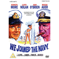 We Joined The Navy (UK-import) (DVD)