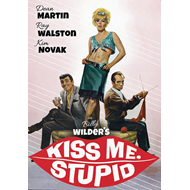 Kiss Me Stupid (DVD - SONE 1)