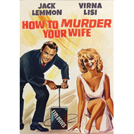 How To Murder Your Wife (DVD - SONE 1)