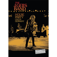 The J. Geils Band - House Party Live In Germany (UK-import) (DVD)