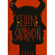 Fellini's Satyricon - Criterion Collection (DVD - SONE 1)