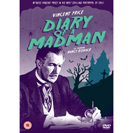 Diary Of A Madman (UK-import) (DVD)