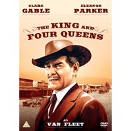 The King And Four Queens (UK-import) (DVD)
