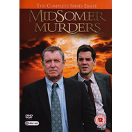 Midsomer Murders - Sesong 8 (UK-import) (DVD)