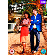 Death In Paradise - Sesong 4 (UK-import) (DVD)