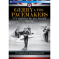 Gerry & The Pacemakers - It's Gonna Be Alright 1963-1965 (UK-import) (DVD)