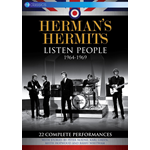 Herman´s Hermits - Listen People 1964-1969 (DVD)