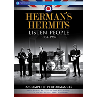 Herman's Hermits - Listen People 1964-1969 (DVD)