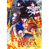 Flame Of Recca - Complete Collection (DVD - SONE 1)