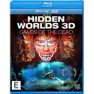 Hidden Worlds - Caves Of The Dead (UK-import) (Blu-ray 3D + Blu-ray)