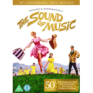 The Sound Of Music  - 50th Anniversary Edition (UK-import) (DVD)