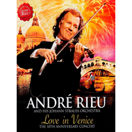 André Rieu - Love in Venice: The 10th Anniversary Concert (DVD - SONE 1)