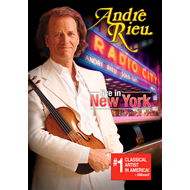 André Rieu - Radio City Music Hall Live in New York (DVD)