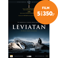Produktbilde for Leviatan (DVD)