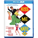 Kiss Me Kate (Blu-ray 3D + Blu-ray)