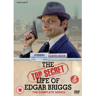 The Top Secret Life Of Edgar Briggs - The Complete Series (UK-import) (DVD)