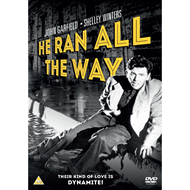 He Ran All The Way (UK-import) (DVD)