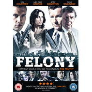 Felony (UK-import) (DVD)