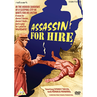 Assassin for Hire (UK-import) (DVD)